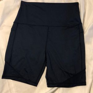 Marcie Maternity Bike Shorts Sz Large (Maternity)